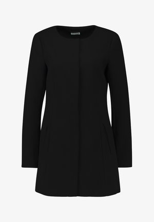JDYNEW BRIGHTON SPRING COAT - Manteau court - black