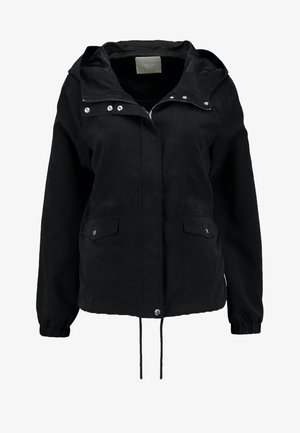 JDYHAZEL SHINE JACKET - Lett jakke - black