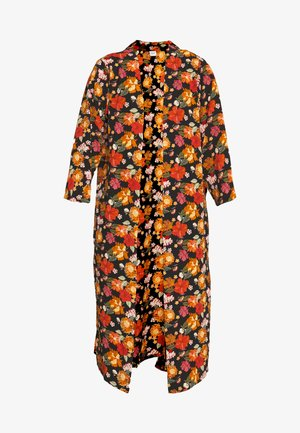 JOSEPHINE LONG KIMONO - Giacca leggera - night sky/multicolor