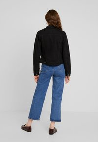 JDY - Denim jacket - black denim - 3