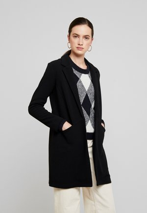 JDYSTONE LONG - Manteau court - black