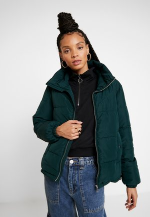 JDYFLEUR PADDED JACKET - Light jacket - scarab