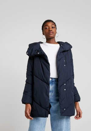 JDYLIDYA PADDED HOOD JACKET - Winter coat - sky captain