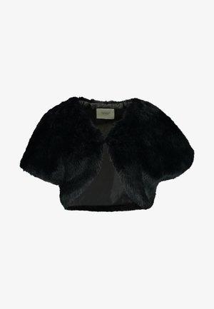Chaqueta de punto - black