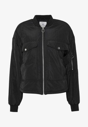 JDYPI PADDED JACKET - Bomber Jacket - black