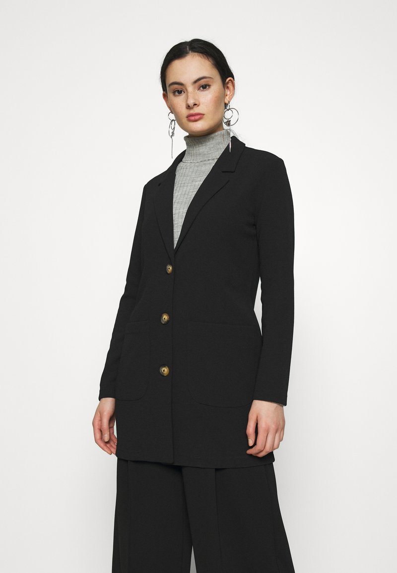JDY - JDYSTONE SPRING JACKET - Manteau court - black