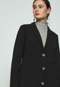 JDY - JDYSTONE SPRING JACKET - Manteau court - black - 3