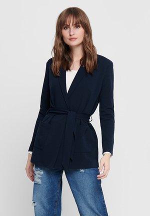 Manteau court - navy blazer