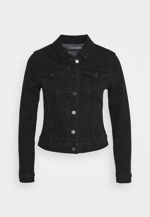 JDYNEWWINNER JACKET BOX - Denim jacket - black denim