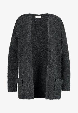 JDYDELIGHT - Cardigan - dark grey melange