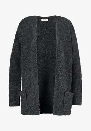 JDYDELIGHT - Cardigan - dark grey melange