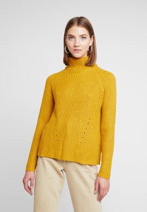 Pullover - harvest gold