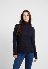JDY - Strickpullover - night sky - 0