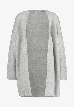 Chaqueta de punto - light grey melange