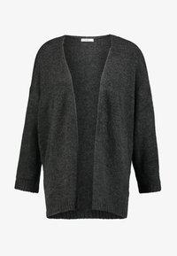 JDY - Cardigan - dark grey melange - 3