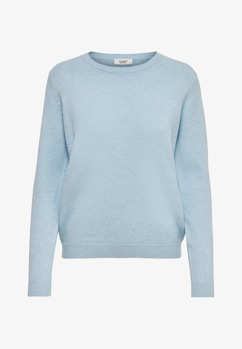 JDY - JDYMARCO - Sweter - cashmere blue