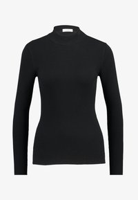 JDY - JDYMARYAN HIGH NECK - Jumper - black - 3