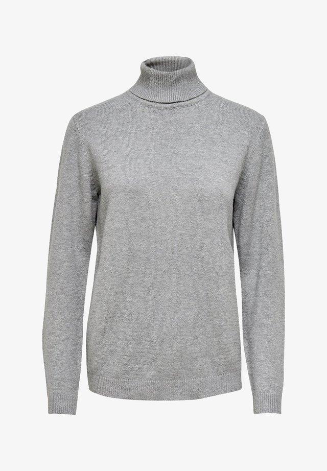 JDYMARCO - Jersey de punto - mottled grey