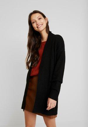 JDYMEZA CARDIGAN - Vest - black