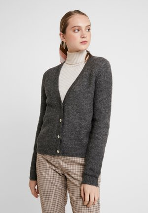 JDYADINA  - Vest - dark grey melange