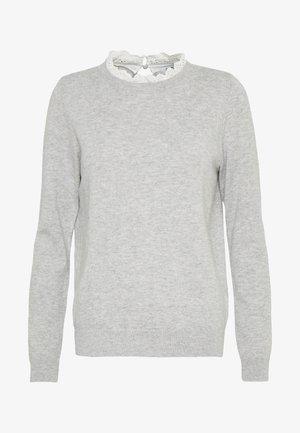JDYCADDY  - Strikkegenser - light grey melange
