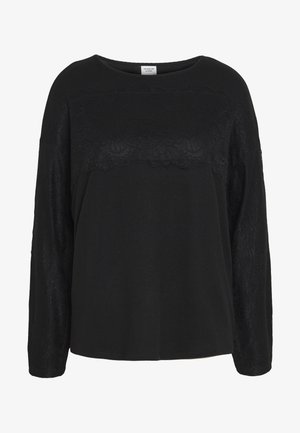 JDYCHOICE TREATS O-NECK - Jumper - black