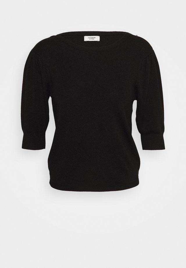 JDYBRIDGET - Jersey de punto - black