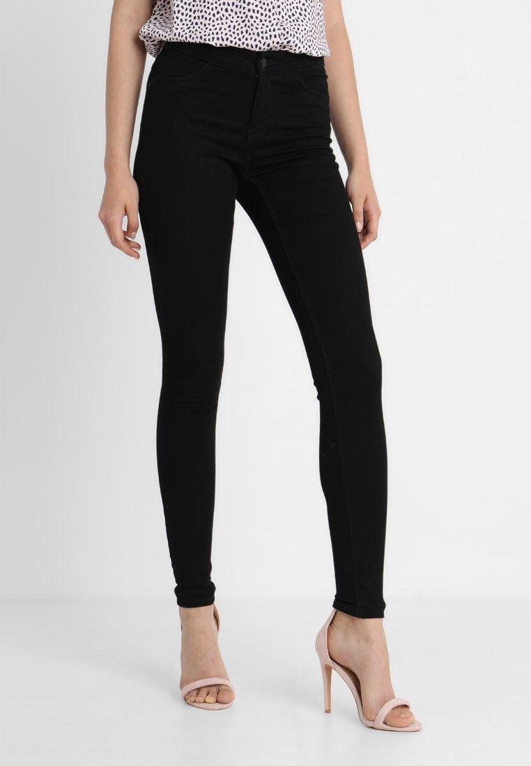 JDY - JDYELLA - Jeans Skinny Fit - black denim