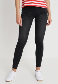 JDY - Jeans Skinny Fit - grey denim - 0