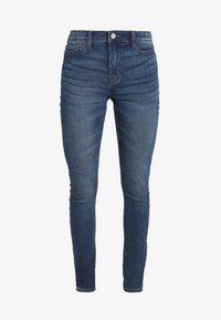 JDY - JDYJAKE - Jeans Skinny Fit - medium blue denim - 4