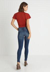 JDY - JDYJAKE - Jeans Skinny Fit - medium blue denim - 2