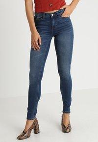 JDY - JDYJAKE - Jeans Skinny Fit - medium blue denim - 0