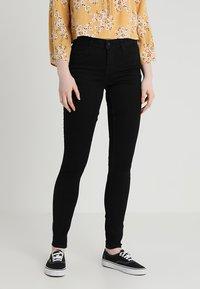JDY - JDYMAGIC - Jeans Skinny Fit - black denim - 0
