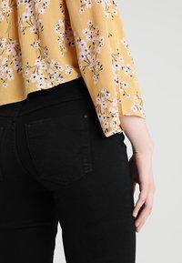 JDY - JDYMAGIC - Jeans Skinny Fit - black denim - 3