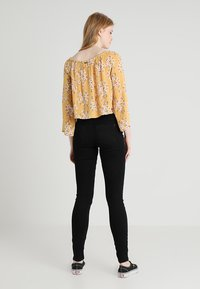 JDY - JDYMAGIC - Jeans Skinny Fit - black denim - 2