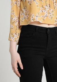 JDY - JDYMAGIC - Jeans Skinny Fit - black denim - 5