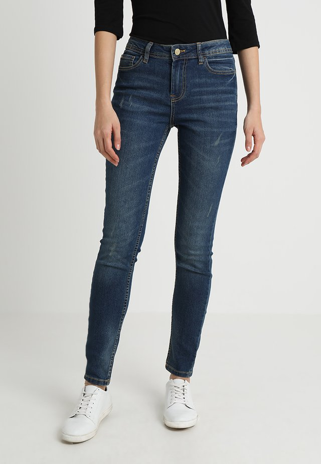 JDYMAGIC - Skinny džíny - medium blue denim