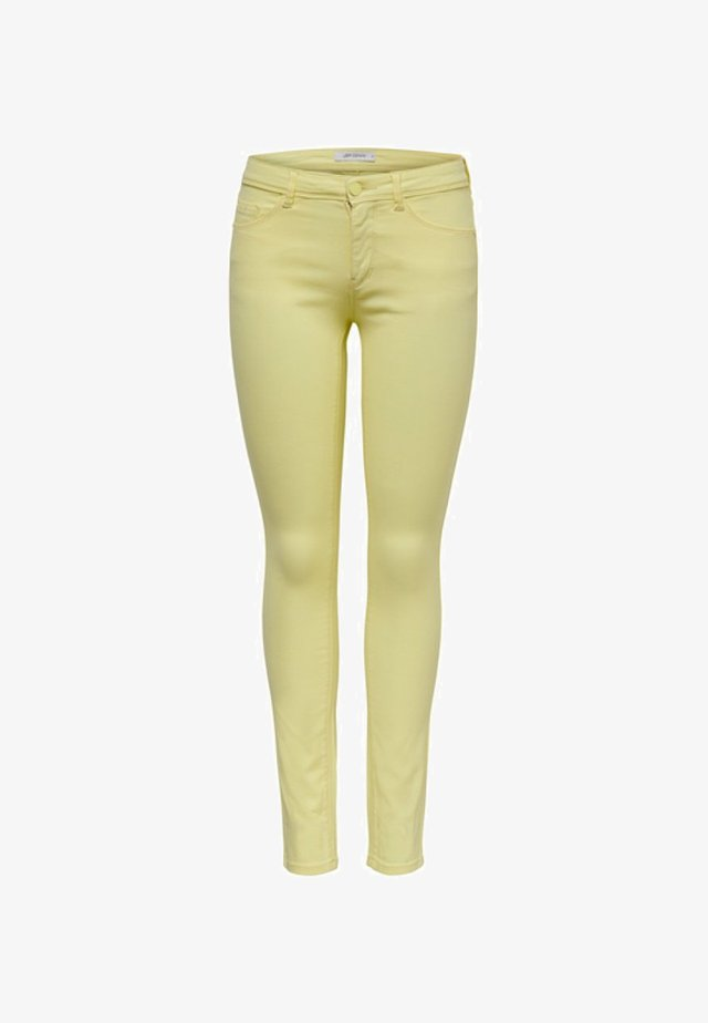 Jeans Skinny Fit - pastel yellow