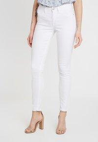 JDY - JDYANICA - Skinny džíny - white - 0