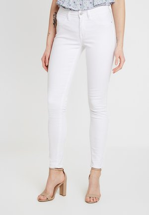 JDYANICA - Skinny džíny - white