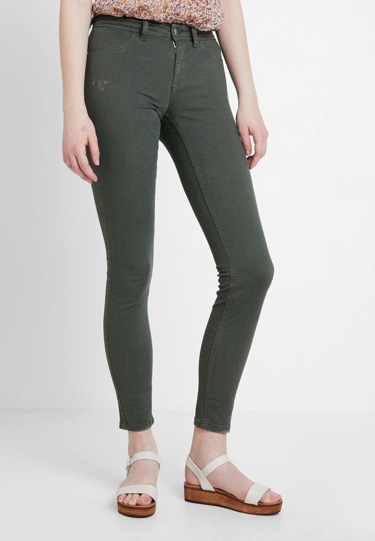 JDY - JDYANICA - Jeans Skinny - thyme