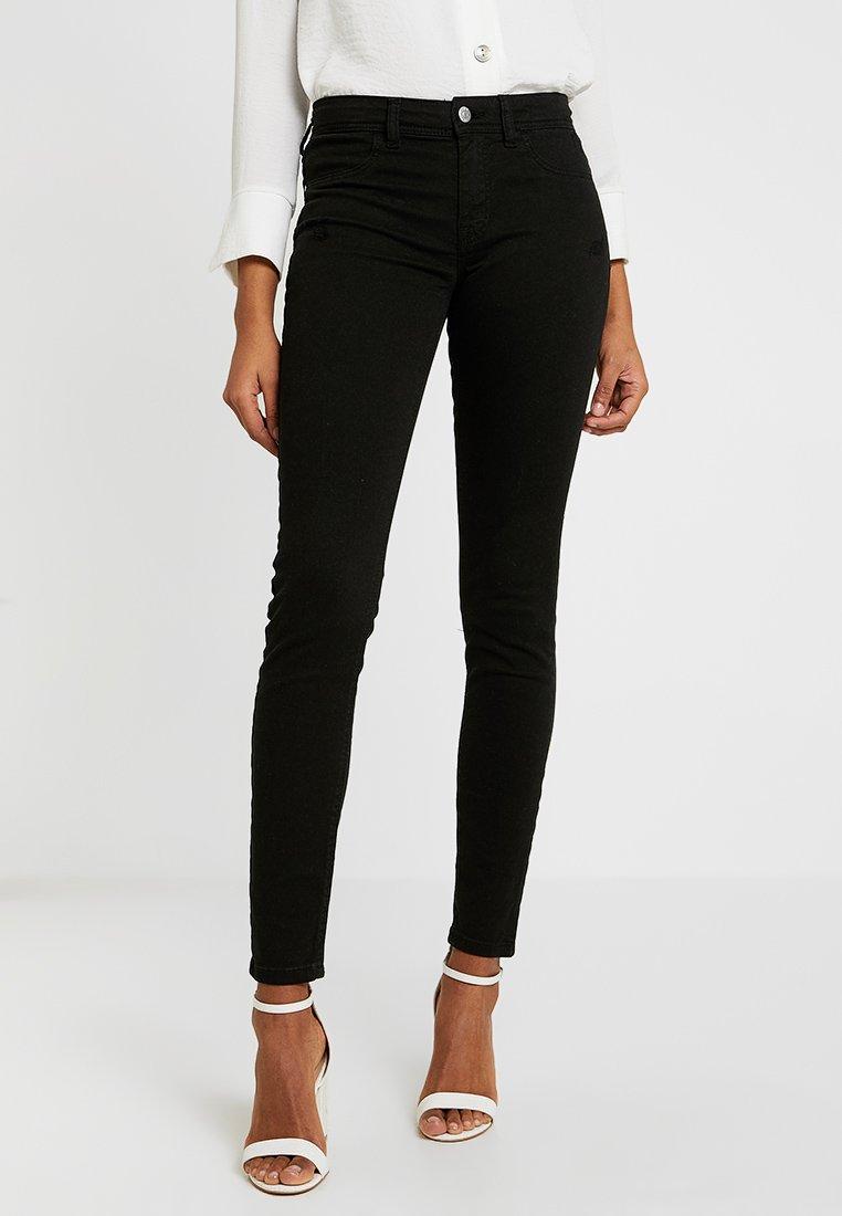 JDY - JDYANICA - Jeans Skinny Fit - black