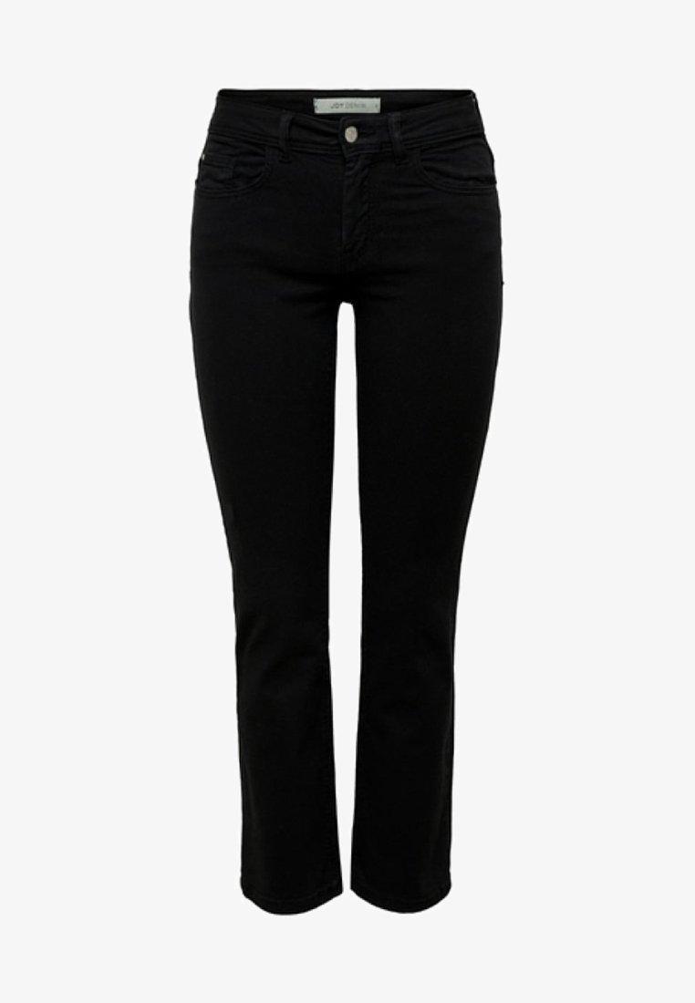 JDY - Bootcut jeans - black