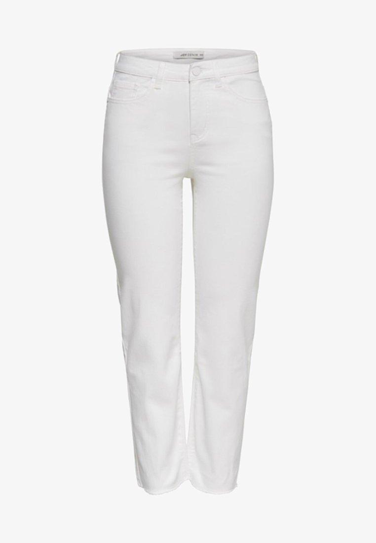 JDY - Jeans Straight Leg - white