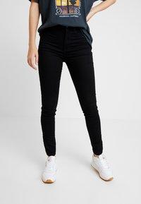JDY - Jeans Skinny Fit - black denim - 0