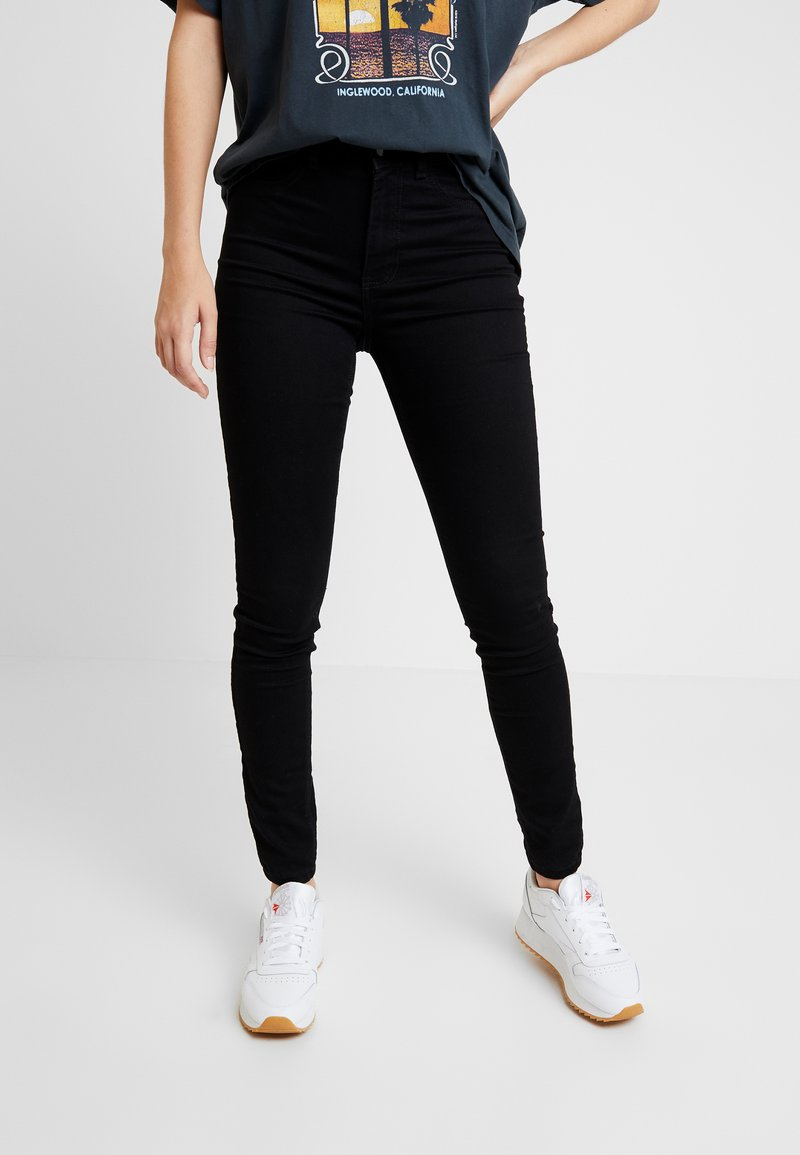 JDY - Jeans Skinny Fit - black denim
