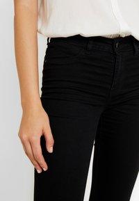 JDY - Jeans Skinny Fit - black denim - 4