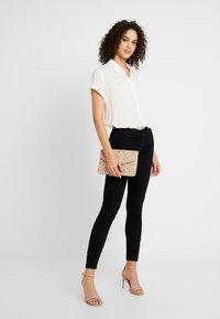 JDY - Jeans Skinny Fit - black denim - 1