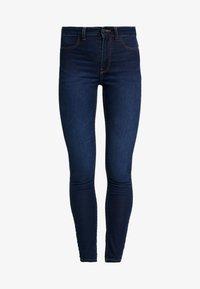 JDY - Skinny džíny - dark blue denim - 3