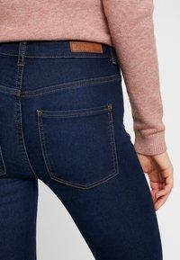 JDY - Skinny džíny - dark blue denim - 4